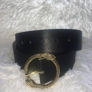 Plus-size snake belt (SC)